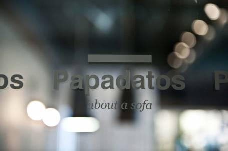 Papadatos at Salone del Mobile Milano 2016