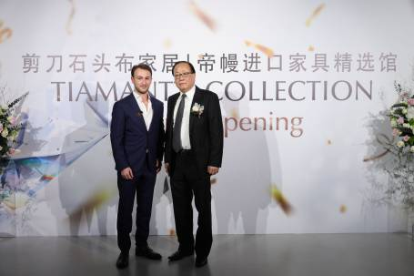 Papadatos opens its first monobrand in Shanghai
