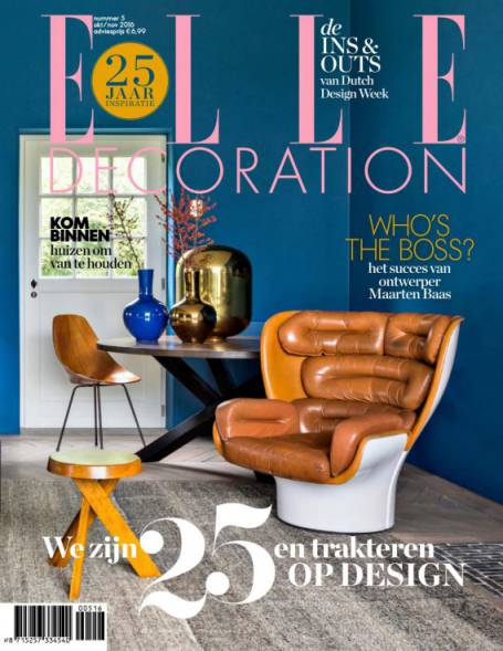 New campaign officially released at ELLE Decoration NL Netherlands