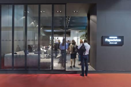 Papadatos at Salone del Mobile 2017